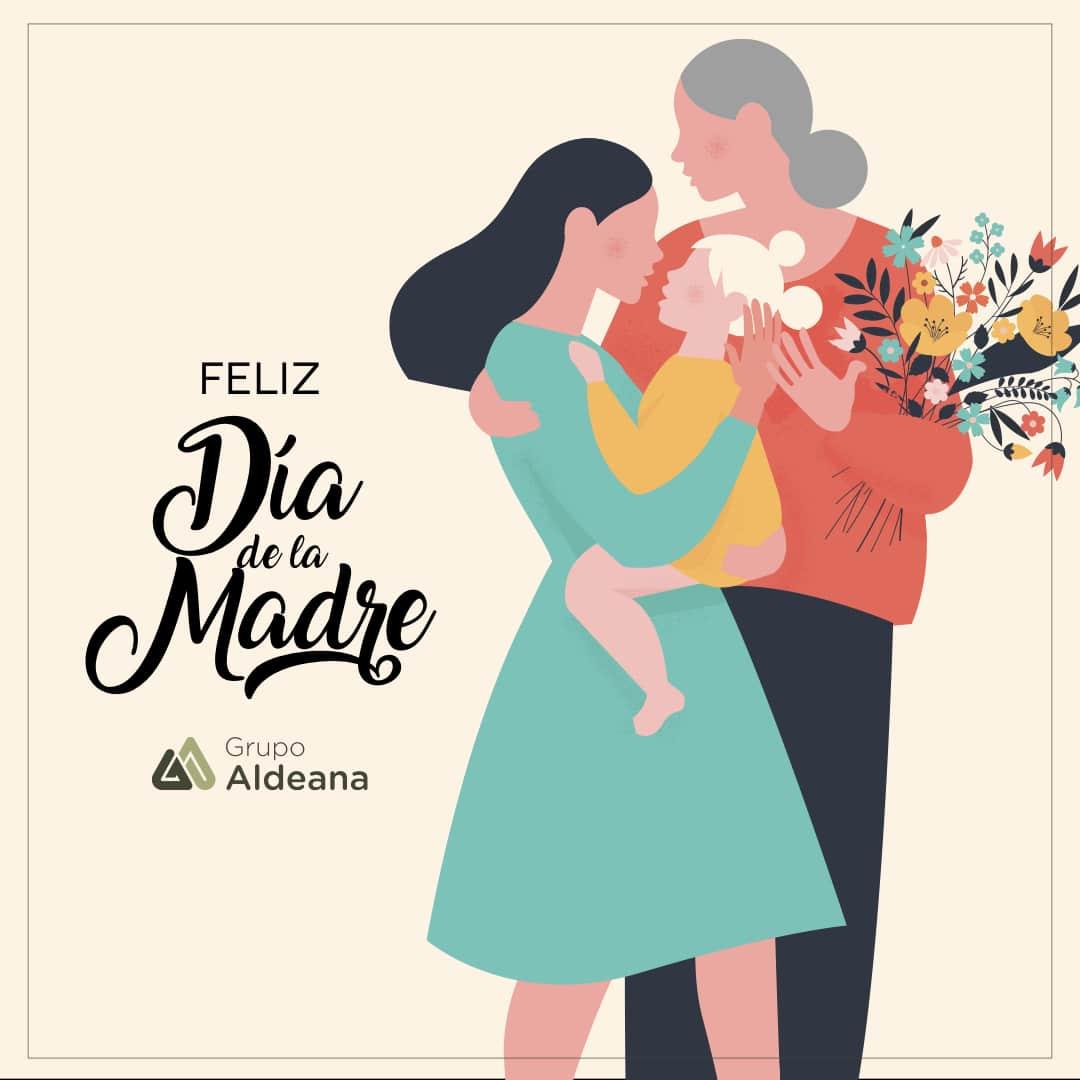 Día de la Madre - Aldeana