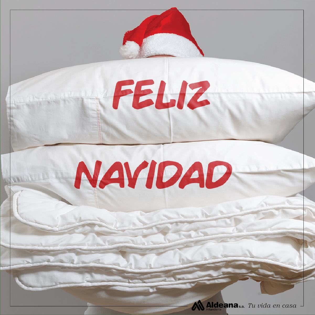 Aldeana - Feliz Navidad