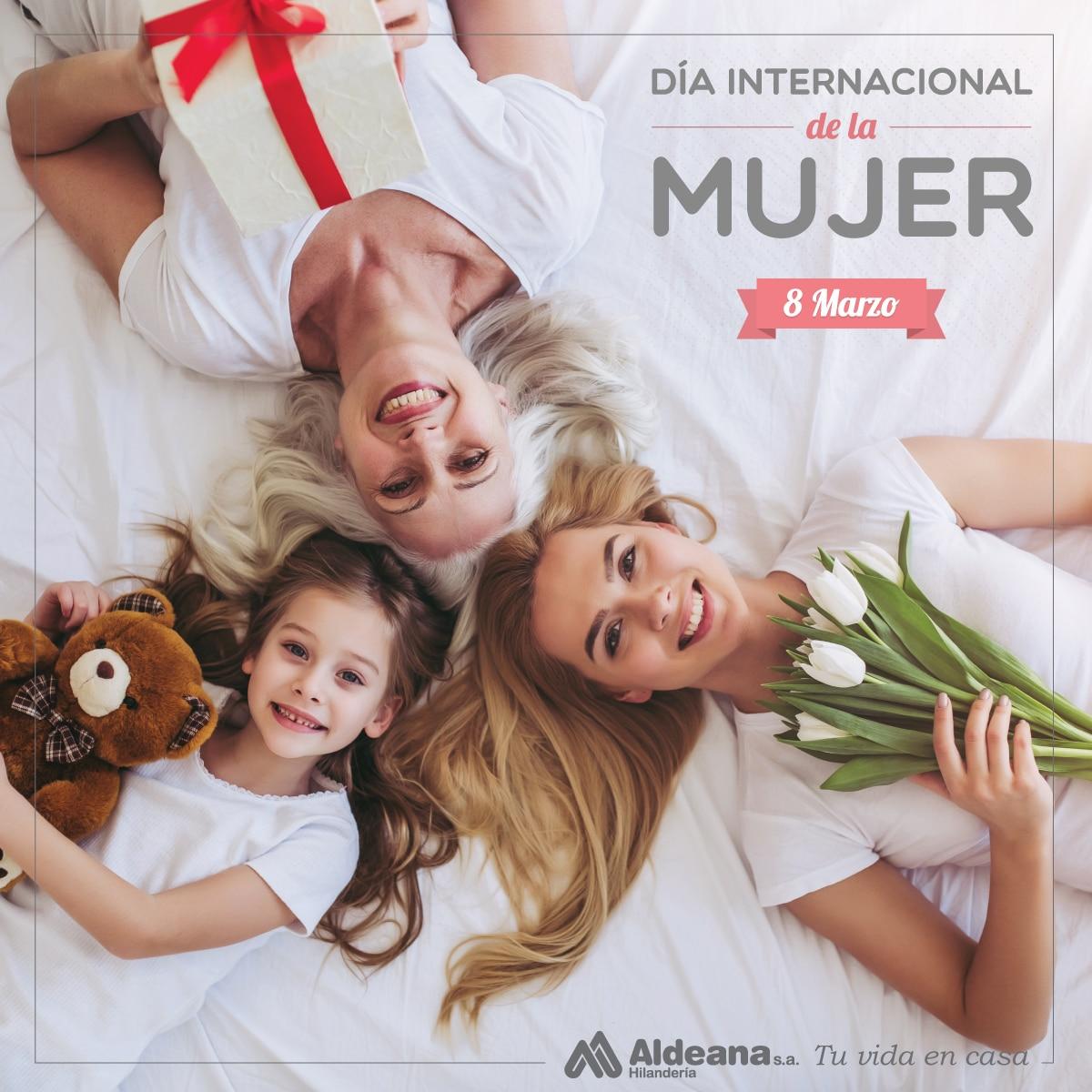 Aldeana - Día Internacional de la Mujer