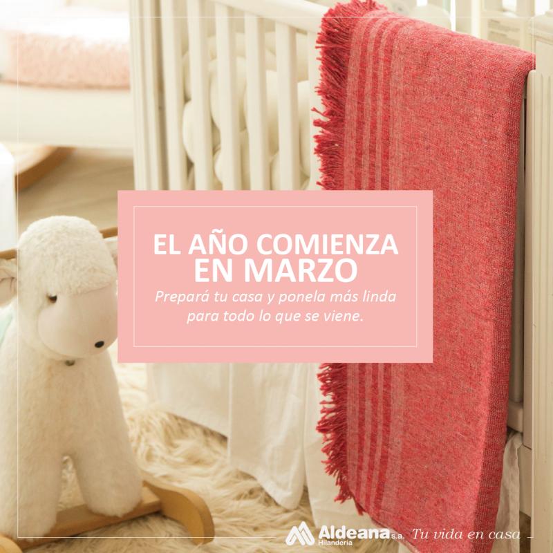 Aldeana - Marzo