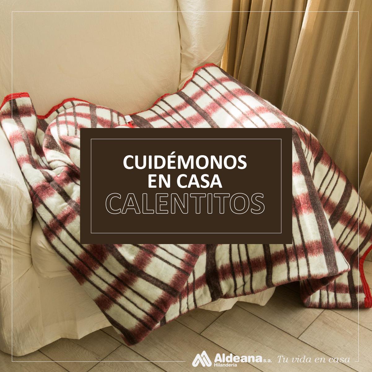 Cuidémonos en casa - Aldeana