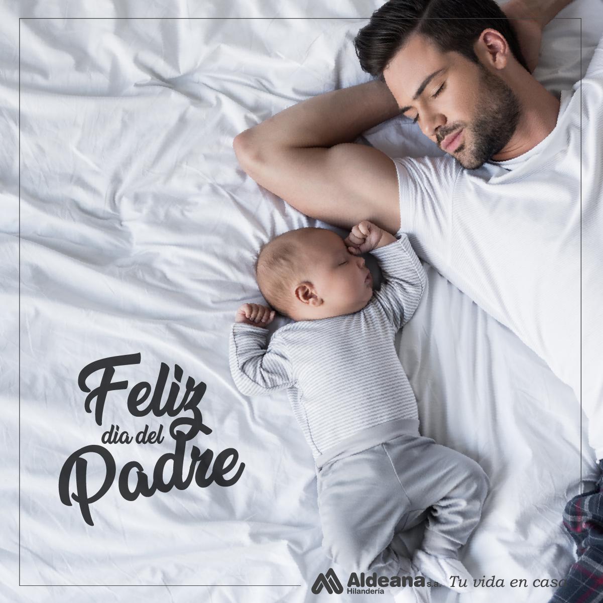 Feliz día del Padre - ALDEANA