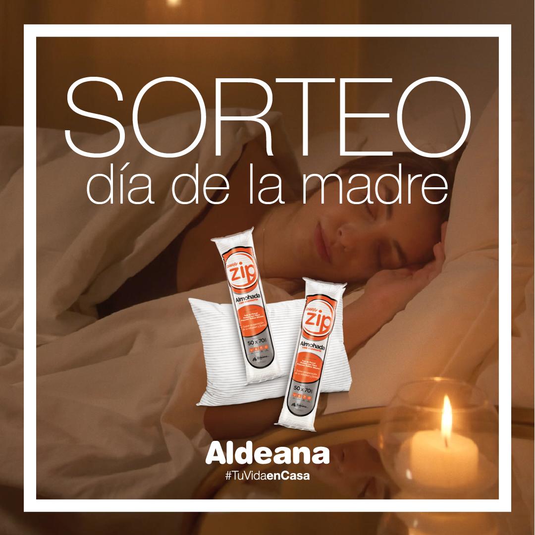 Aldeana - Sorteo Día de la Madre - Octubre 2021